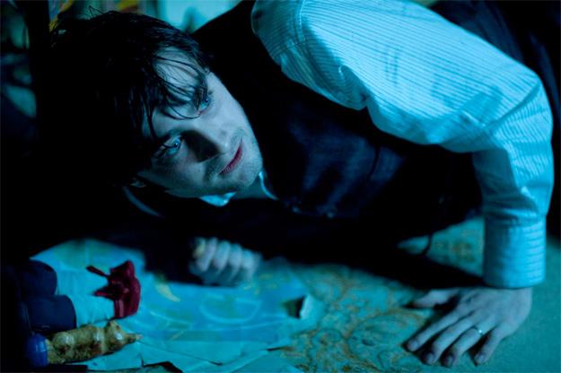 Nueva imagen de Daniel Radcliffe en The Woman in Black