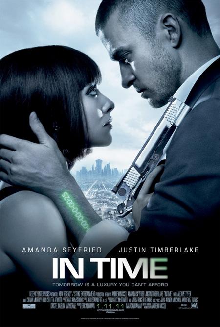 Nuevo cartel de In Time