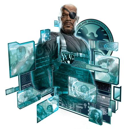 Nueva imagen promo de Los Vengadores