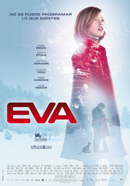 Cartel de Eva para Sitges 2011
