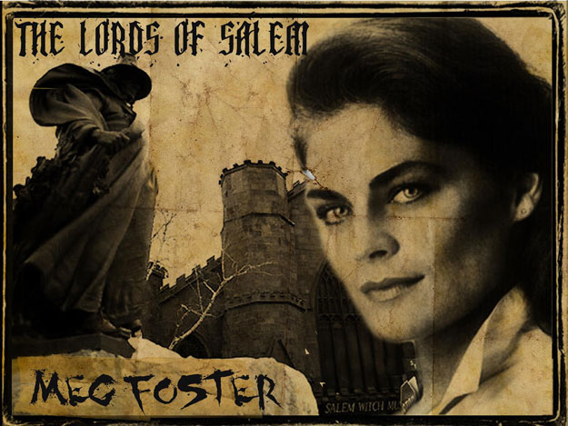 Meg Foster... bruja jefe en The Lords of Salem de Rob Zombie