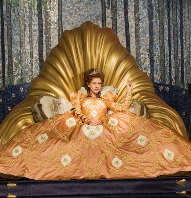 Julia Roberts como la Reina Mala