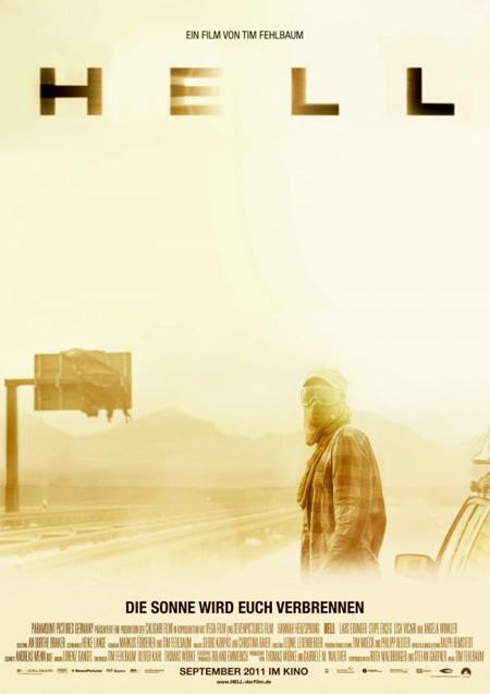 Un cartel de Hell de Tim Fehlbaum