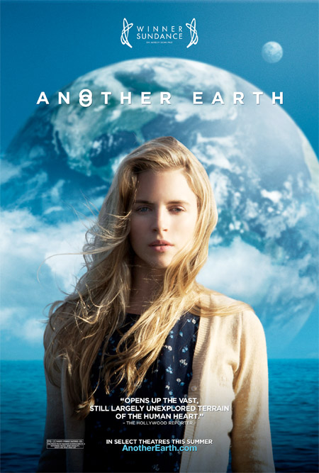 Un cartel de Another Earth