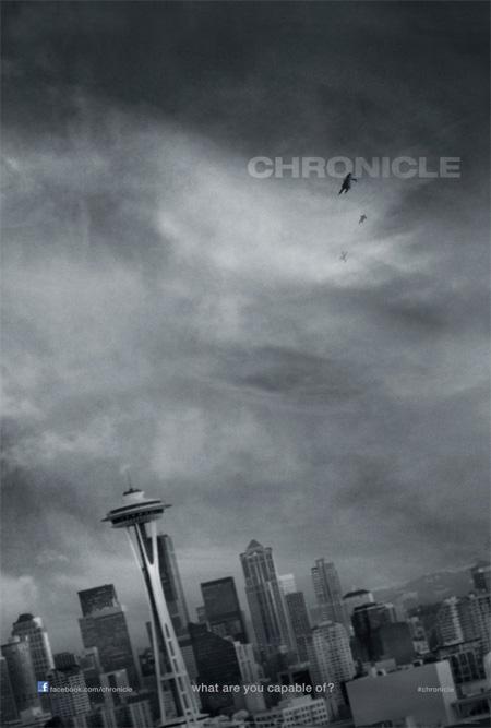 Primer cartel de Chronicles