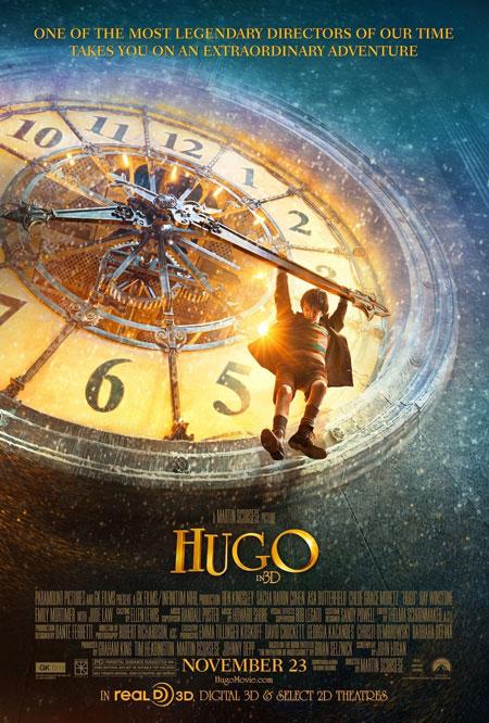 Nuevo cartel de Hugo de Martin Scorsese