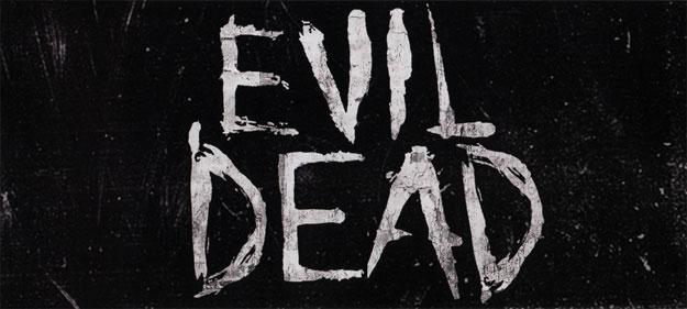 Logo del nuevo Evil Dead
