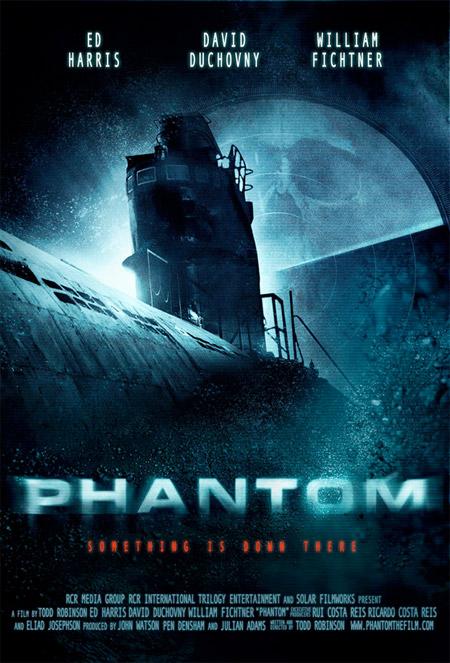 Póster de una cosa que no conocía... Phantom