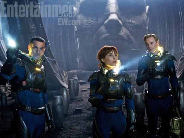 Intrigante nueva imagen de Prometheus de Ridley Scott