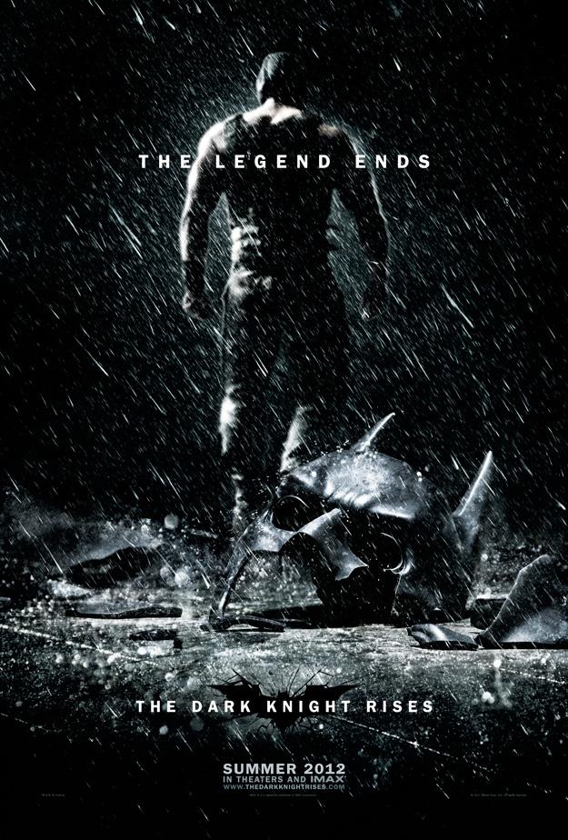 Nuevo cartel de El caballero oscuro: la leyenda renace