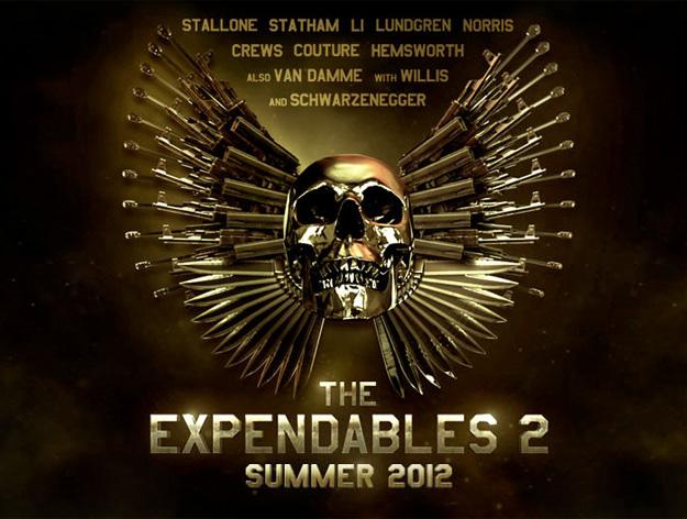 The Expendables 2... veranos del 2012 y molancia asegurada