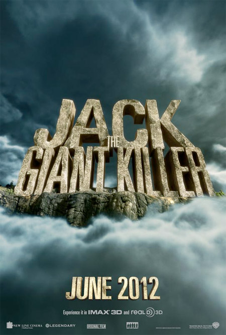 Primer cartel de Jack the Giant Killer