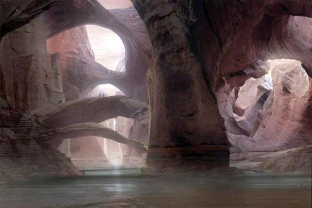 Concept Art de John Carter