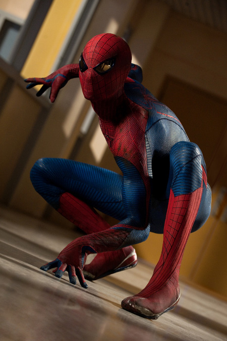 Peter Parker en modo The Amazing Spider-Man