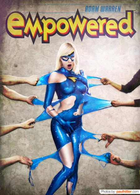 ¿Y si Empowered de Adam Warren fuera cine?