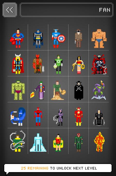 El primer nivel de PixelWorld #1