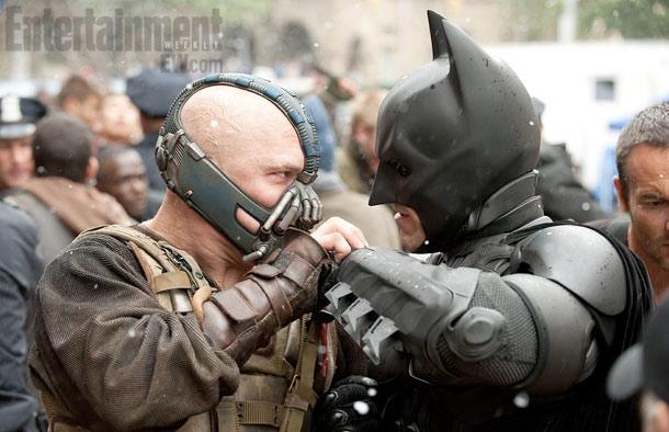 Bane vs. Batman mano a mano