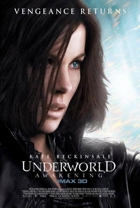 Nuevo póster, por decir algo, de Underworld: el despertar