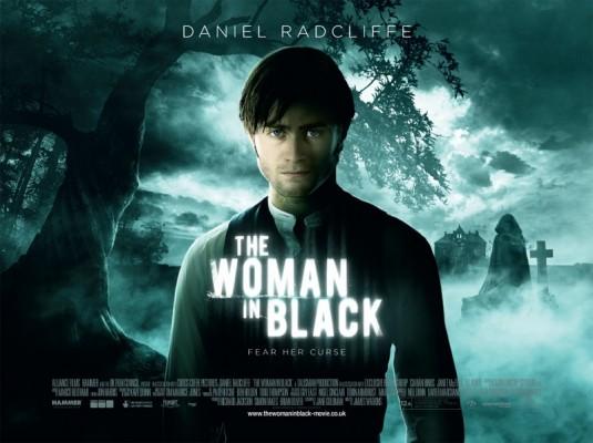 Nuevo irregular cartel de La mujer de negro
