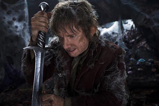 Bilbo Bolsón (Martin Freeman) en una nueva imagen de El Hobbit: un viaje inesperado