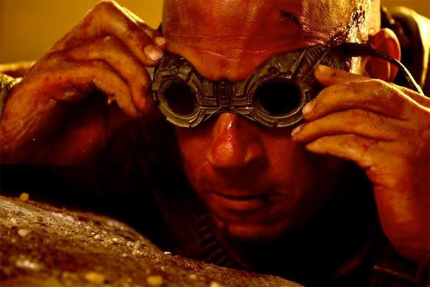 Primera imagen oficial de Riddick