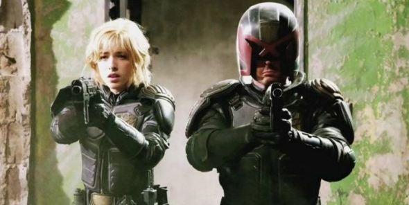 Anderson y Dredd se preparan para matar