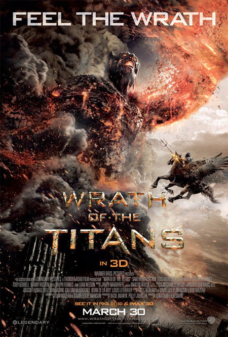 Nuevo cartel de Ira de Titanes