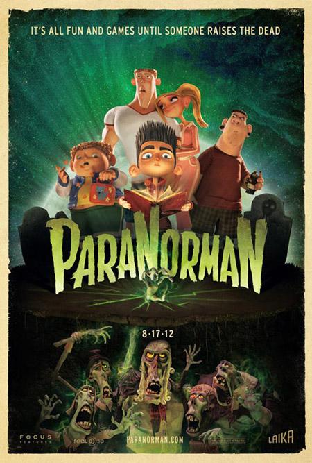 Nuevo cartel de ParaNorman