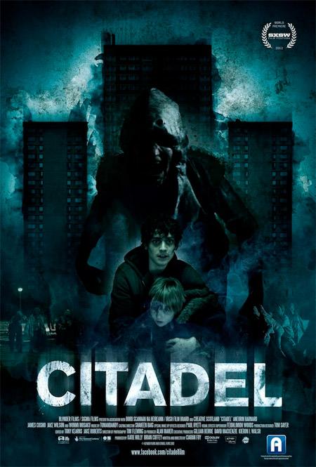 Cartel de Citadel, puede que sea la única vez que hable de ella