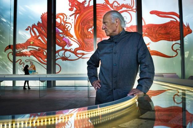 Jean Giraud a.k.a. Moebius (1938-2012)