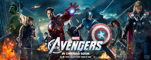 Otro cartel más de Los Vengadores