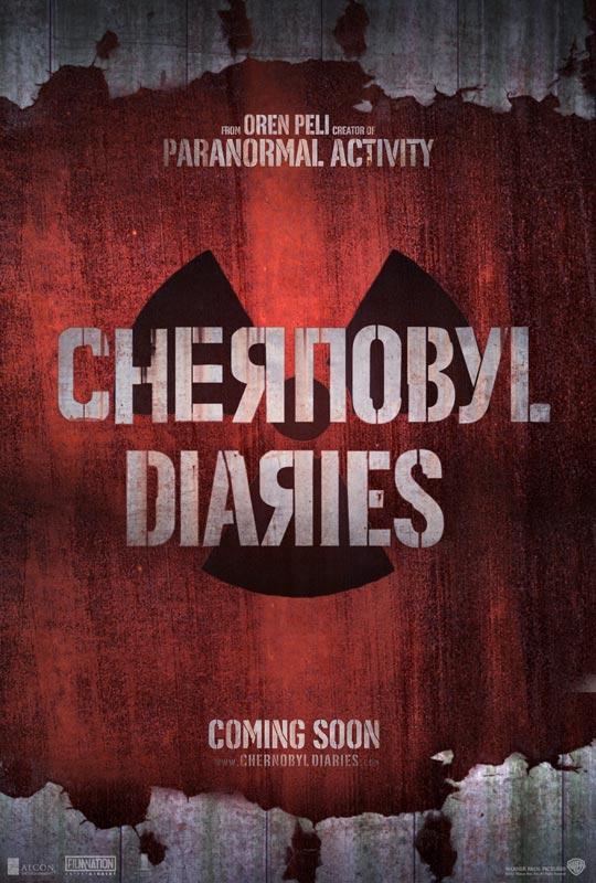 El primer cartel de Chernobyl Diaries