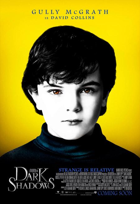 Otro cartel de Dark Shadows
