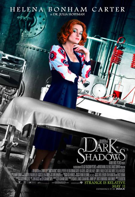 Nuevo cartel de Sombras tenebrosas