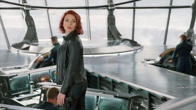 Otra imagen más de Los Vengadores... pulsad para ampliar
