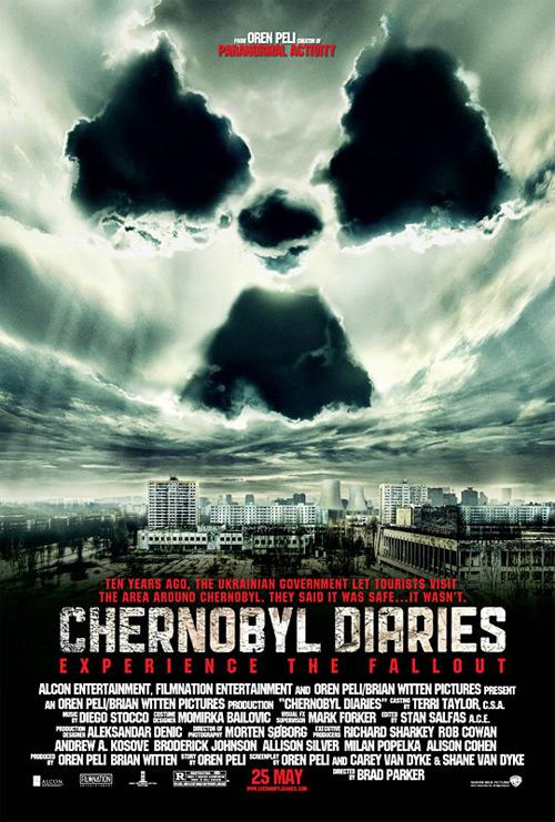 Nuevo cartel de Chernobyl Diaries
