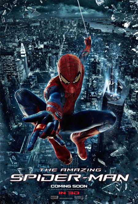 Nuevo cartel de The Amazing Spider-Man