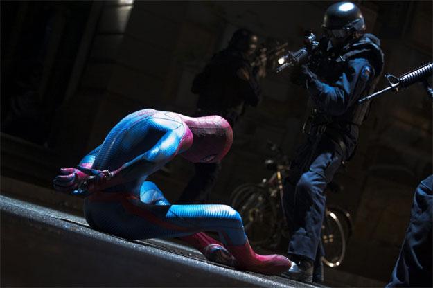 Otra imagen más de The Amazing Spider-Man