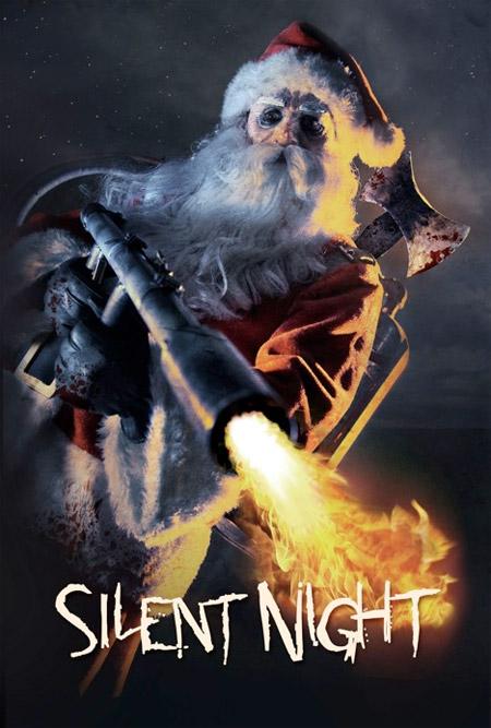 Primer cartel del remake de Noche de paz, noche de muerte