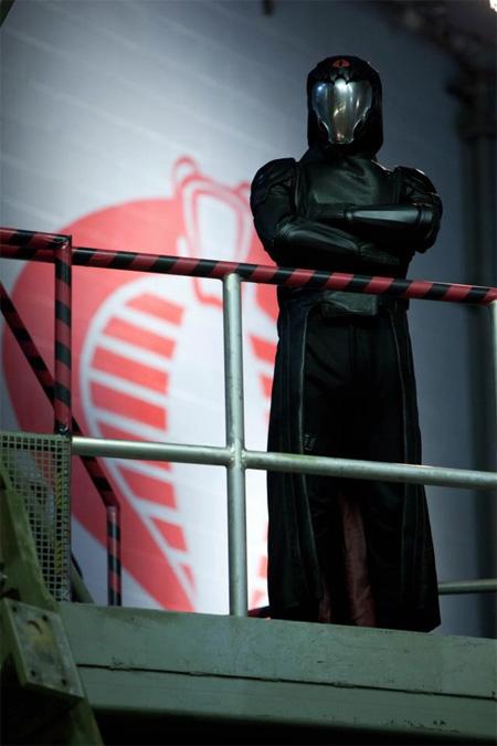 Así luce, como debe, el Comandante Cobra en G.I. Joe: la venganza