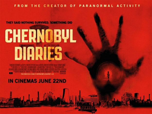 Un nuevo cartel de Chernobyl Diaries