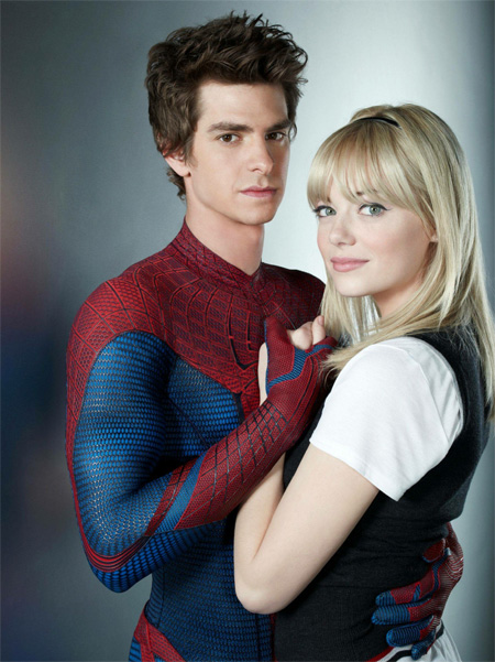 Nueva imagen promocional de The Amazing Spider-Man... más melosa imposible