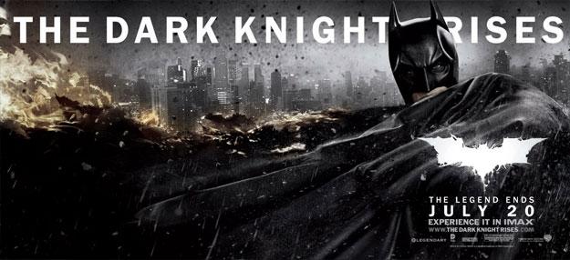 Y otro banner más de El caballero oscuro: la leyenda renace