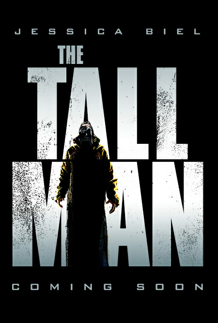 Primer teaser póster de The Tall Man de Pascal Laugier