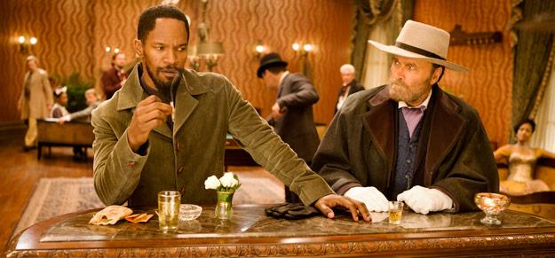 Nueva imagen de Django desencadenado... Django 2012 vs. Django 1966