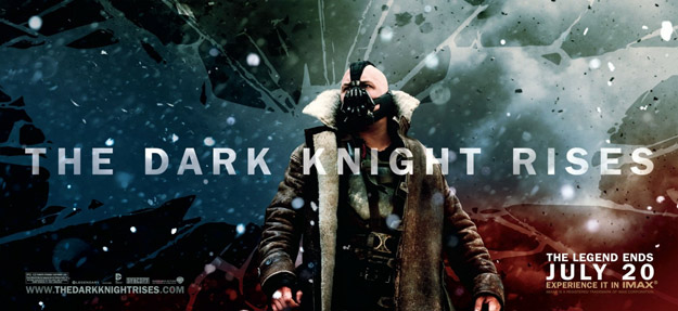 Y otro cartel más de El caballero oscuro: la leyenda renace