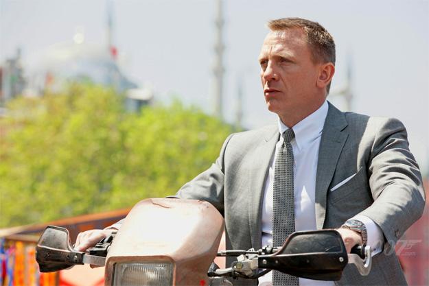 Daniel Craig como el gran James Bond