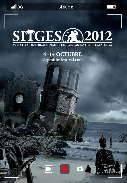 El cartel de este año para el 45 Festival Internacional de Cinema Fantàstic de Catalunya