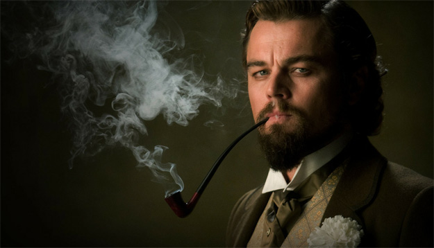 Nuevo vistazo a Leonardo DiCaprio como Calvin Candie en Django desencadenado