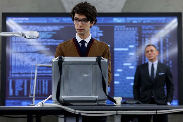 Primer vistazo a Ben Whishaw como Q en Skyfall de Sam Mendes